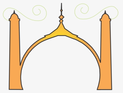 Background Kubah Masjid Png Free Transparent Clipart Clipartkey
