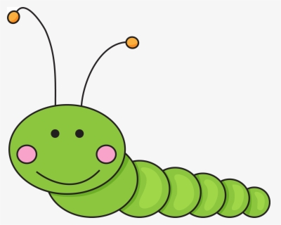 Free Caterpillar Clip Art With No Background Clipartkey