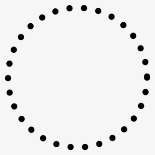 Clip Art Png For Free Dot Circle Frame Png Free Transparent Clipart Clipartkey