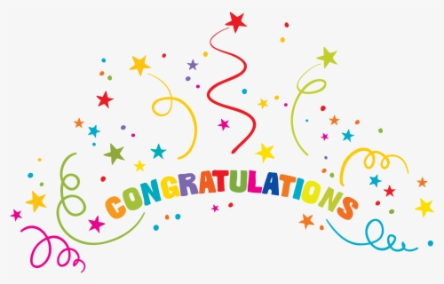 Free Congratulations Clip Art With No Background Clipartkey