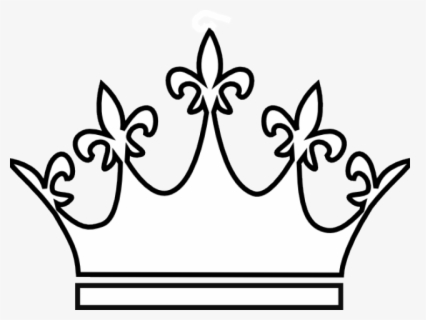 Clip Art How To Draw A Crown Of Thorns Draw A Queen Crown Free Transparent Clipart Clipartkey