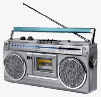 Transparent 80 S Boombox Clipart - Retro Props Png, Png Download ,  Transparent Png Image - PNGitem