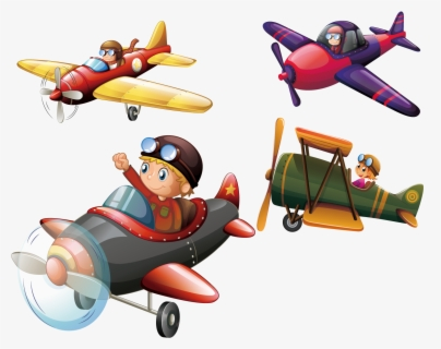 Free Airplane Banner Clip Art With No Background Clipartkey