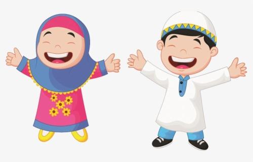 Anak Kartun Muslim Png Clipart Cartoon Child Cartoon Muslim Go To School Free Transparent Clipart Clipartkey