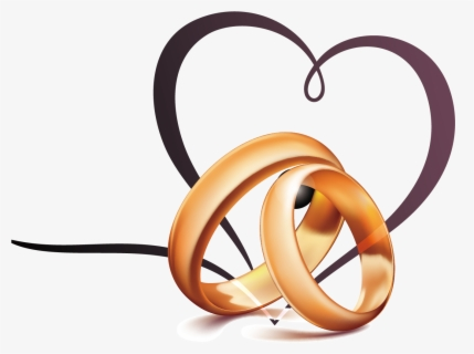 Free Wedding Rings Clip Art With No Background Clipartkey