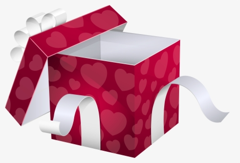 Open gift box present surprise christmas Vector Image