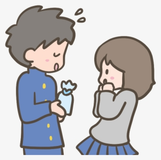 White Day Japan, Transparent Clipart