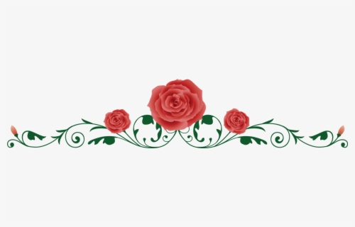 Free Rose Page Border, Download Free Clip Art, Free Clip Art on Clipart  Library