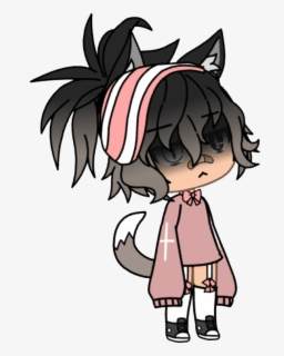 Gachalife Gacha Pyjamas Bored Sticker Freetoedit Cool Gacha