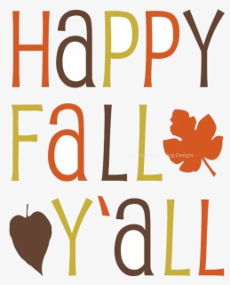 Free Happy Fall Clip Art with No Background - ClipartKey