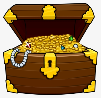Free Treasure Chest Clip Art with No Background - ClipartKey