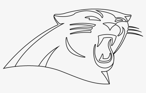 Carolina Panthers Logo Font , Free Transparent Clipart ...
