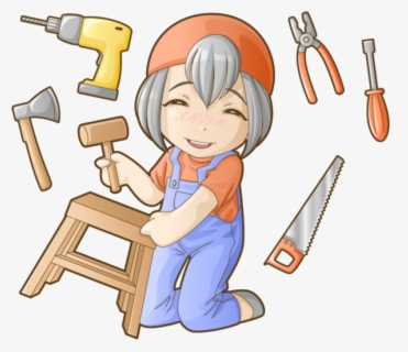 Free PNG Woodworking Clip Art Download - PinClipart