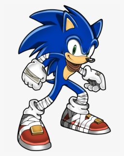 Free Sonic The Hedgehog Clip Art With No Background Clipartkey