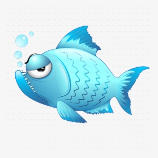 Pictures Of Fish Cartoon Transparent Background Animated Fish Free Transparent Clipart Clipartkey