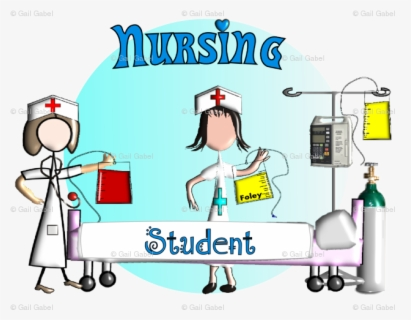 Retirement Poster Ideas For A Nurse Nursing Student Cartoon Free Transparent Clipart Clipartkey