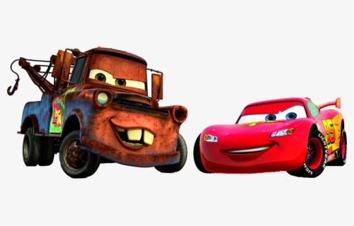 Cars Mcqueen Lightning Mater Carrera Sally Clipart - Mater Lightning  Mcqueen Png, Transparent Png , Transparent Png Image - PNGitem