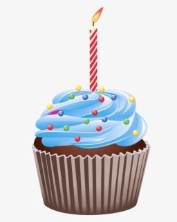 Fantastic Vanilla Cupcake Clipart Tea Cake Transparent Background Girl Birthday Cards Printable Inklcafe Filternl