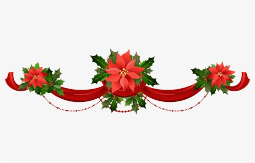 Free Poinsettia Clip Art With No Background Clipartkey