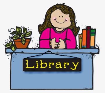 School Librarian Clip Art , Free Transparent Clipart - ClipartKey
