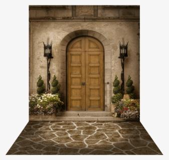Castle Door Png , Free Transparent Clipart - ClipartKey