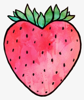 Pink Drawing Strawberry Aesthetic Strawberry Sticker Free Transparent Clipart Clipartkey Pastel aesthetic wallpapers for free download. pink drawing strawberry aesthetic
