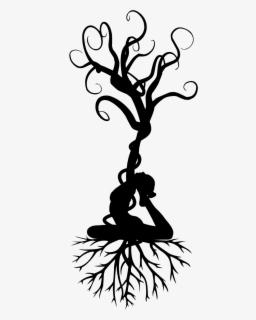 Batang Pohon Gambar Pohon Animasi Free Transparent Clipart Clipartkey