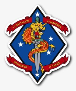 1/4 Alpha Raiders Logo | 1st Battalion, 4th Marines (1/4 ...  |1st Battalion 4th Marines Logo
