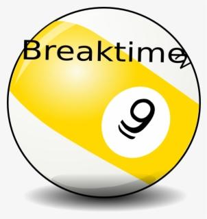 Break Time Clip Art