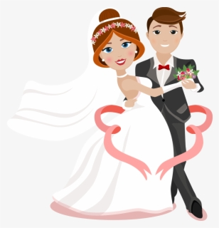 Groom Clipart Wedding Kiss عريس وعروسة فيكتور Png Free Transparent Clipart Clipartkey