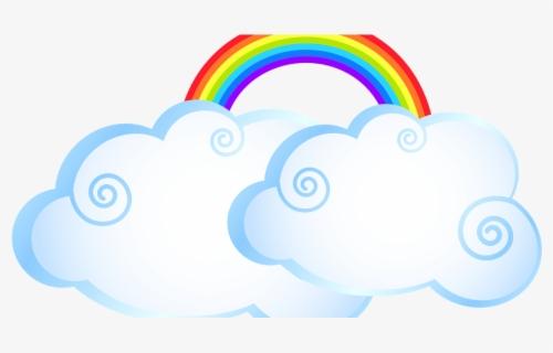 gambar pelangi dan awan kartun png free transparent clipart clipartkey gambar pelangi dan awan kartun png