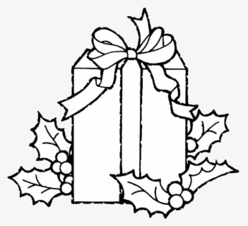 Free Free Christmas Black And White Clip Art With No Background Clipartkey