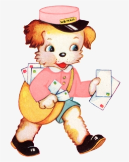 Postman Png Clipart (#24479) - PinClipart
