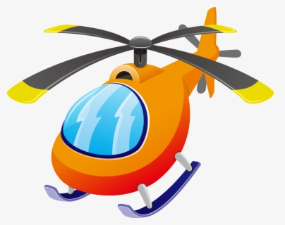 Clip Art Aircraft Airplane Transprent Cute Helicopter Cartoon Png Free Transparent Clipart Clipartkey