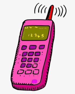 Student Clipart Cell Phone Cellphone Clipart Free Transparent Clipart Clipartkey