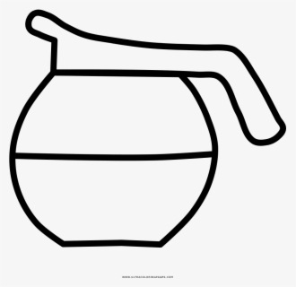 Coloring Page pots and pans - free printable coloring pages | 320x330