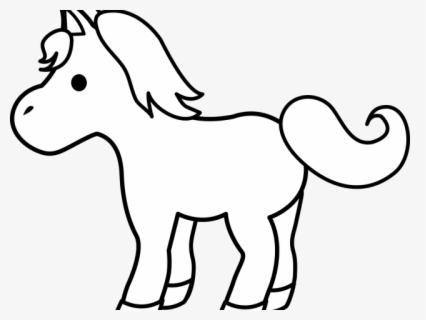 Pony Cartoon Cute Animal Horse Gambar Kuda Kartun Lucu Free Transparent Clipart Clipartkey