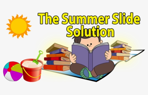 Free Summer Reading Clip Art with No Background - ClipartKey