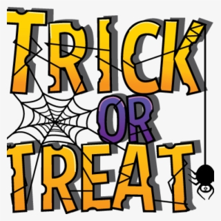 Trick Or Treat Clip Art - Royalty Free - GoGraph