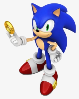 Sonic The Hedgehog Ring Free Transparent Clipart Clipartkey