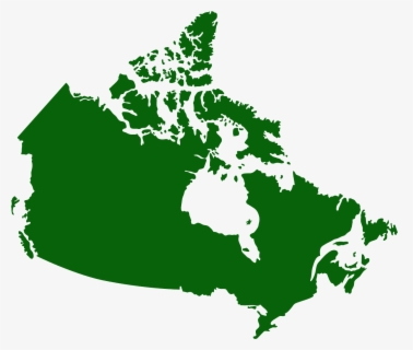 Canada Map Solid Canada Map Solid Color , Free Transparent Clipart   ClipartKey