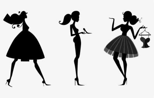 Fashion Design Haute Couture Model Fashion Show Fashion Designer Clipart Black And White Free Transparent Clipart Clipartkey