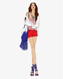 Model Fashion Design Sketch Free Transparent Image Fashion Model Sketch Png Free Transparent Clipart Clipartkey