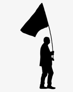 Siluet Orang Bendera Merah Putih Free Transparent Clipart Clipartkey