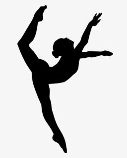 Free Dancing Silhouette Clip Art With No Background Clipartkey