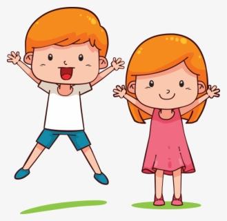 Anak Muslim Clipart - Anak Muslim Kartun Png , Free ...