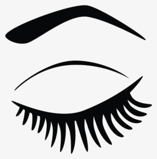 Free Eyelashes Clip Art With No Background Clipartkey