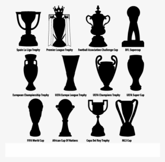 uefa champions league trophy free transparent clipart clipartkey uefa champions league trophy free