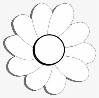 Black Flower Png Bunga Lukisan Hitam Putih Free Transparent Clipart Clipartkey