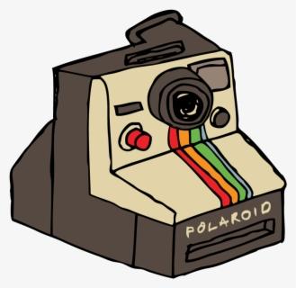 Free Polaroid Camera Clip Art With No Background Clipartkey